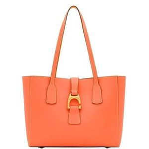 Dooney & Bourke tote small Shannon coral